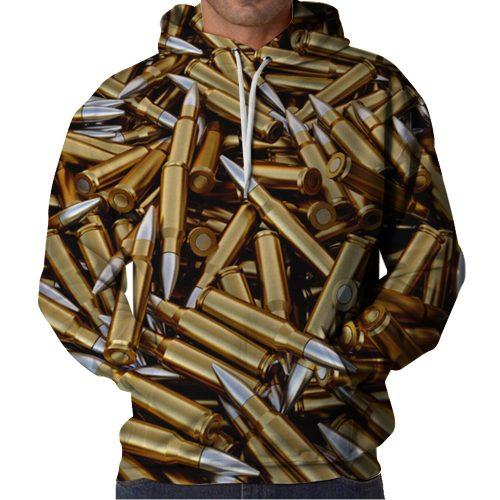 Bullet Hoodie Front