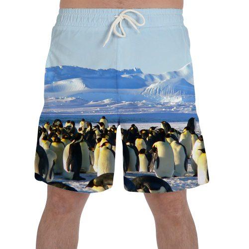 Emperor Penguins Shorts New