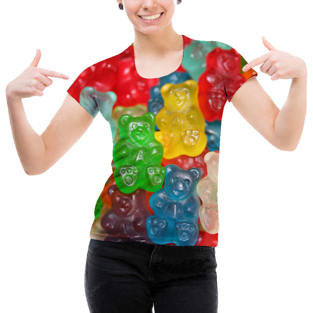 Gummy bear hoodie