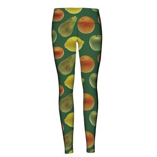 Fruit Design Yoga Legging