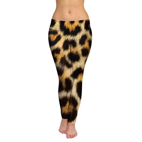 Lepard Fur Yoga