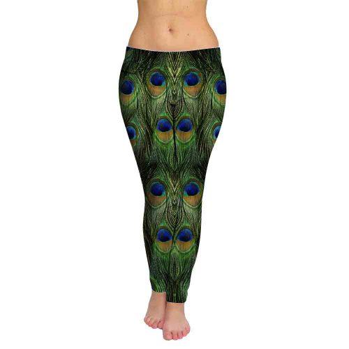 Peacock Yoga