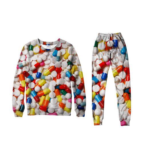 Pills Sweater Set