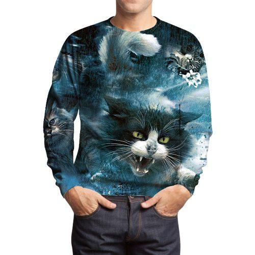 Catfurnado Sweatshirts