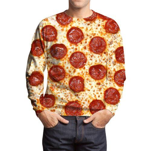 Pizza Sweatshirts