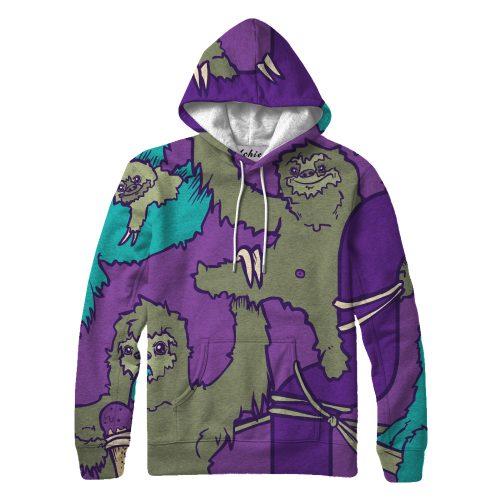 Sloth2 Sweater Hoodie