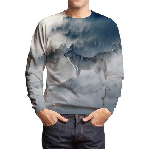Wolf Sweatshirts